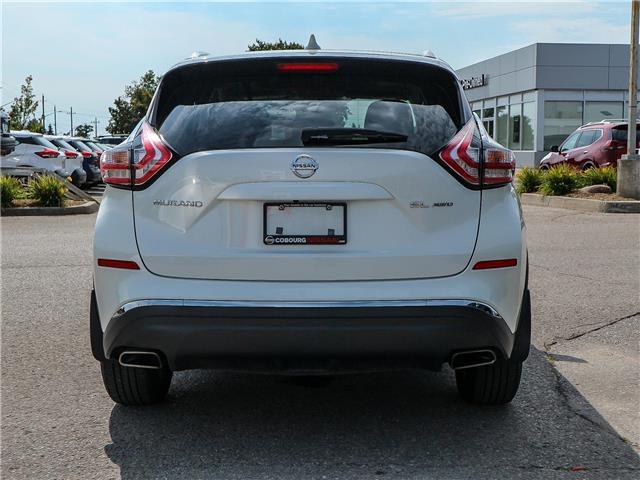 2018 Nissan Murano SL (Stk: JN149315) in Cobourg - Image 6 of 34