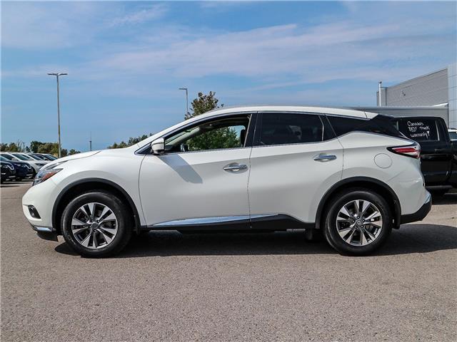 2018 Nissan Murano SL (Stk: JN149315) in Cobourg - Image 8 of 34