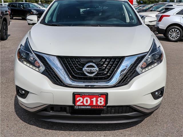 2018 Nissan Murano SL (Stk: JN149315) in Cobourg - Image 12 of 34