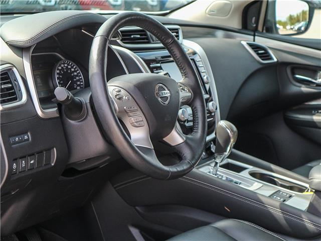 2018 Nissan Murano SL (Stk: JN149315) in Cobourg - Image 17 of 34