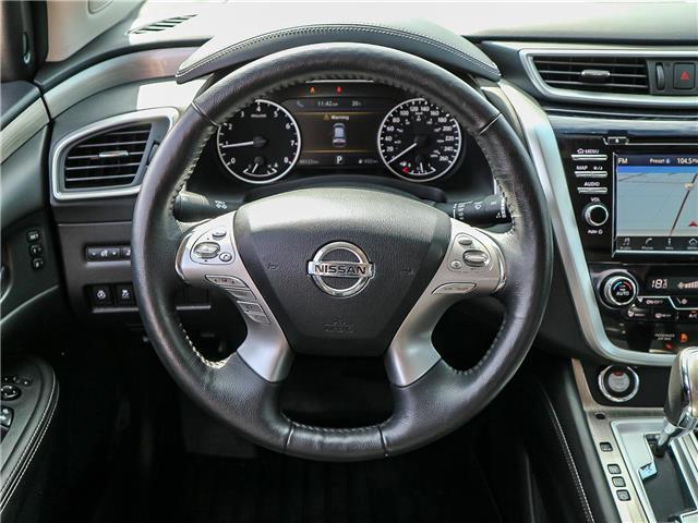 2018 Nissan Murano SL (Stk: JN149315) in Cobourg - Image 20 of 34