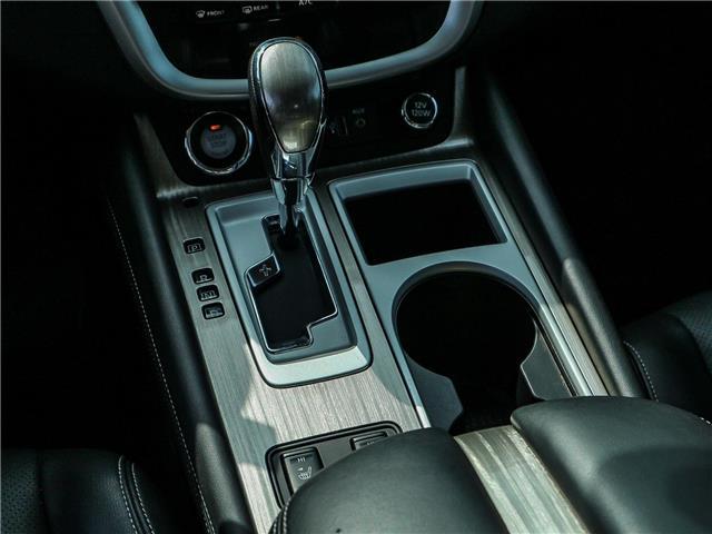 2018 Nissan Murano SL (Stk: JN149315) in Cobourg - Image 23 of 34