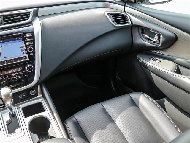 2018 Nissan Murano SL (Stk: JN149315) in Cobourg - Image 24 of 34