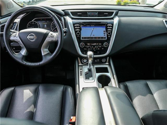 2018 Nissan Murano SL (Stk: JN149315) in Cobourg - Image 25 of 34