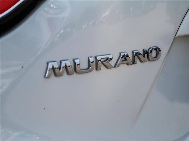 2018 Nissan Murano SL (Stk: JN149315) in Cobourg - Image 29 of 34