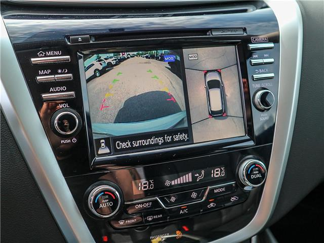 2018 Nissan Murano SL (Stk: JN149315) in Cobourg - Image 32 of 34
