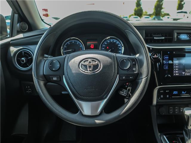 2019 Toyota Corolla  (Stk: P117) in Ancaster - Image 12 of 27