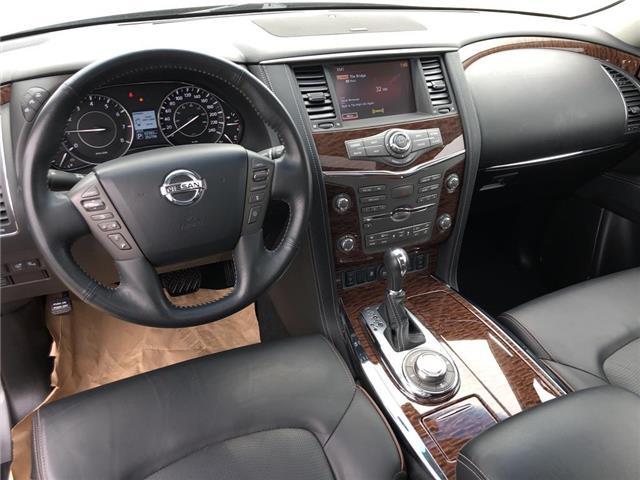 2017 Nissan Armada SL (Stk: P2653) in Cambridge - Image 15 of 30