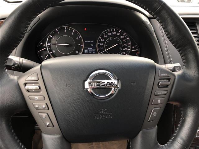 2017 Nissan Armada SL (Stk: P2653) in Cambridge - Image 16 of 30