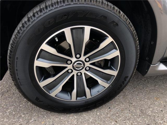 2017 Nissan Armada SL (Stk: P2653) in Cambridge - Image 30 of 30