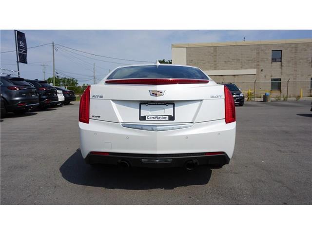 2018 Cadillac ATS 2.0L Turbo Luxury (Stk: DR190) in Hamilton - Image 7 of 40