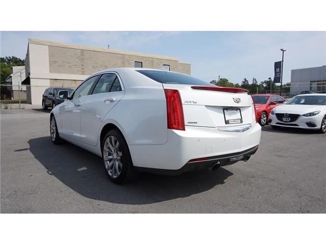 2018 Cadillac ATS 2.0L Turbo Luxury (Stk: DR190) in Hamilton - Image 8 of 40