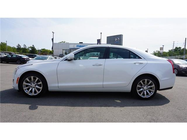 2018 Cadillac ATS 2.0L Turbo Luxury (Stk: DR190) in Hamilton - Image 9 of 40