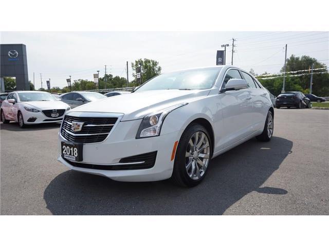 2018 Cadillac ATS 2.0L Turbo Luxury (Stk: DR190) in Hamilton - Image 10 of 40