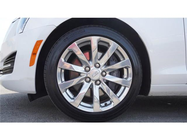2018 Cadillac ATS 2.0L Turbo Luxury (Stk: DR190) in Hamilton - Image 11 of 40
