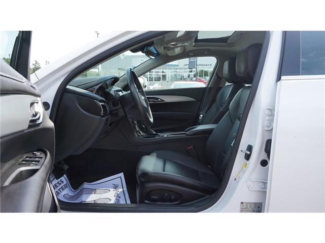 2018 Cadillac ATS 2.0L Turbo Luxury (Stk: DR190) in Hamilton - Image 16 of 40