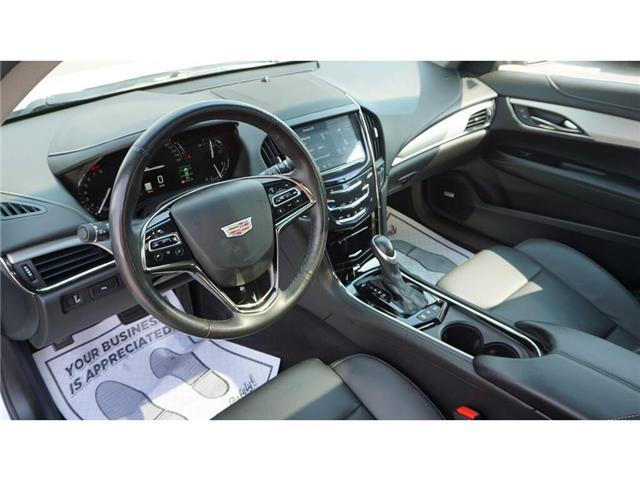 2018 Cadillac ATS 2.0L Turbo Luxury (Stk: DR190) in Hamilton - Image 20 of 40