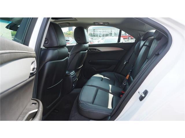 2018 Cadillac ATS 2.0L Turbo Luxury (Stk: DR190) in Hamilton - Image 24 of 40