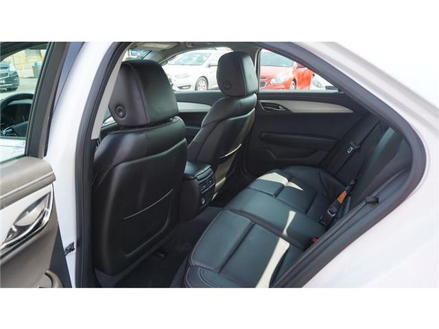 2018 Cadillac ATS 2.0L Turbo Luxury (Stk: DR190) in Hamilton - Image 25 of 40
