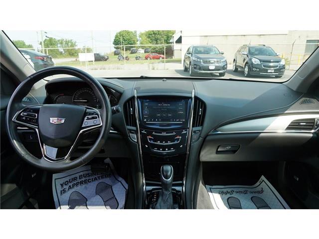 2018 Cadillac ATS 2.0L Turbo Luxury (Stk: DR190) in Hamilton - Image 29 of 40