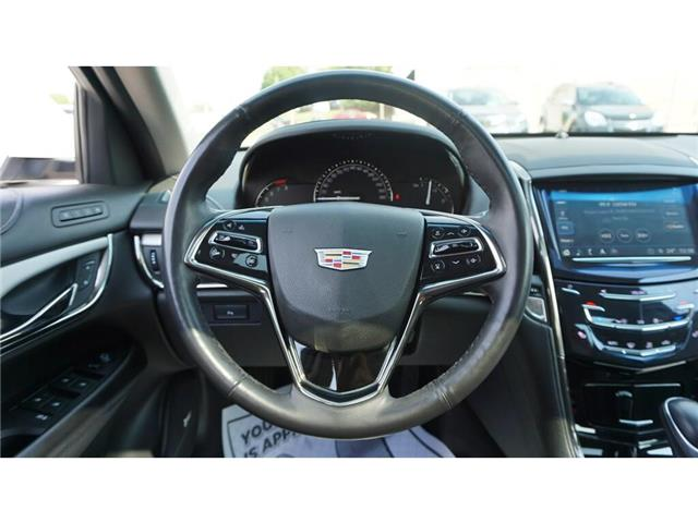2018 Cadillac ATS 2.0L Turbo Luxury (Stk: DR190) in Hamilton - Image 30 of 40