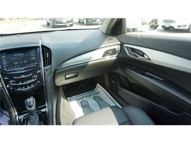 2018 Cadillac ATS 2.0L Turbo Luxury (Stk: DR190) in Hamilton - Image 31 of 40
