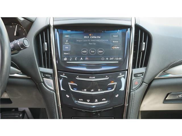 2018 Cadillac ATS 2.0L Turbo Luxury (Stk: DR190) in Hamilton - Image 32 of 40