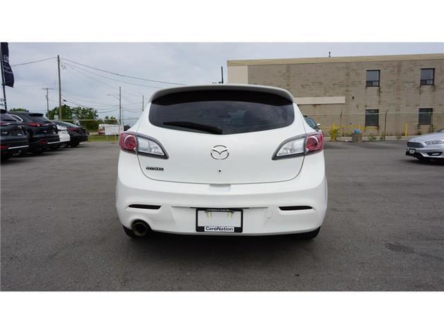 2013 Mazda Mazda3 Sport GX (Stk: HN2286A) in Hamilton - Image 7 of 35
