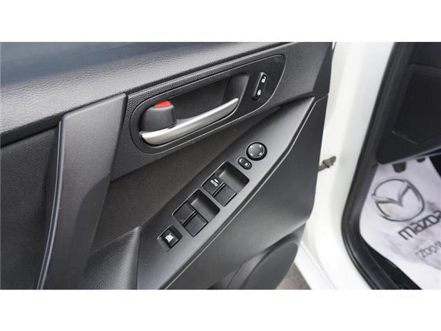 2013 Mazda Mazda3 Sport GX (Stk: HN2286A) in Hamilton - Image 14 of 35