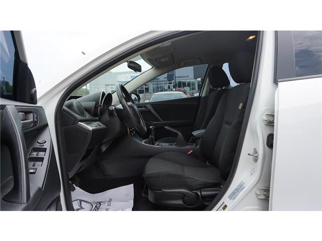 2013 Mazda Mazda3 Sport GX (Stk: HN2286A) in Hamilton - Image 15 of 35