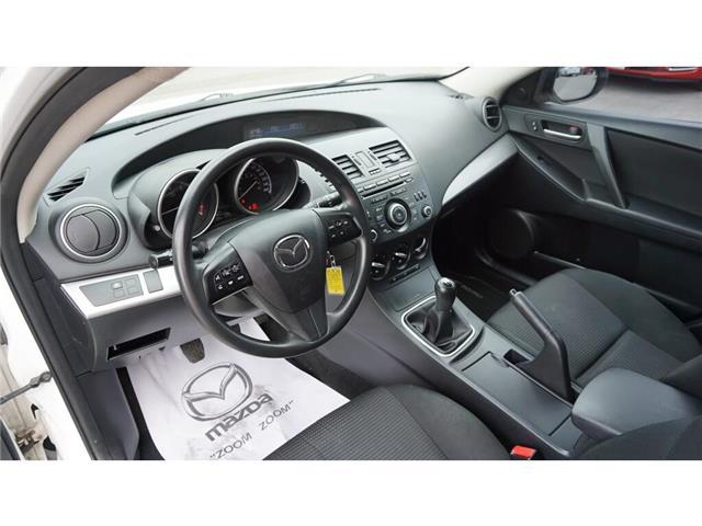 2013 Mazda Mazda3 Sport GX (Stk: HN2286A) in Hamilton - Image 18 of 35