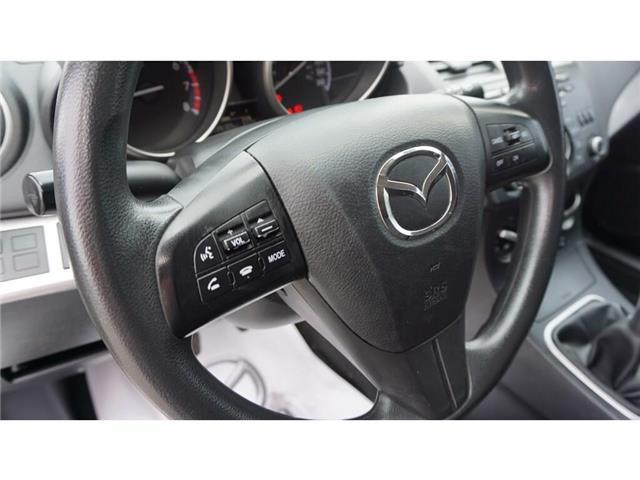 2013 Mazda Mazda3 Sport GX (Stk: HN2286A) in Hamilton - Image 19 of 35