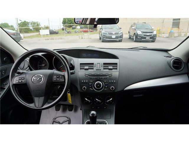 2013 Mazda Mazda3 Sport GX (Stk: HN2286A) in Hamilton - Image 27 of 35