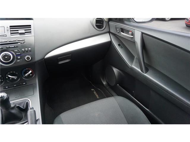 2013 Mazda Mazda3 Sport GX (Stk: HN2286A) in Hamilton - Image 29 of 35