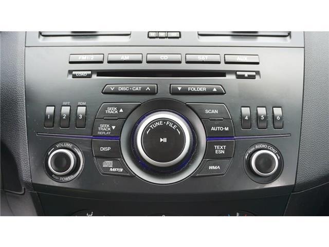 2013 Mazda Mazda3 Sport GX (Stk: HN2286A) in Hamilton - Image 34 of 35