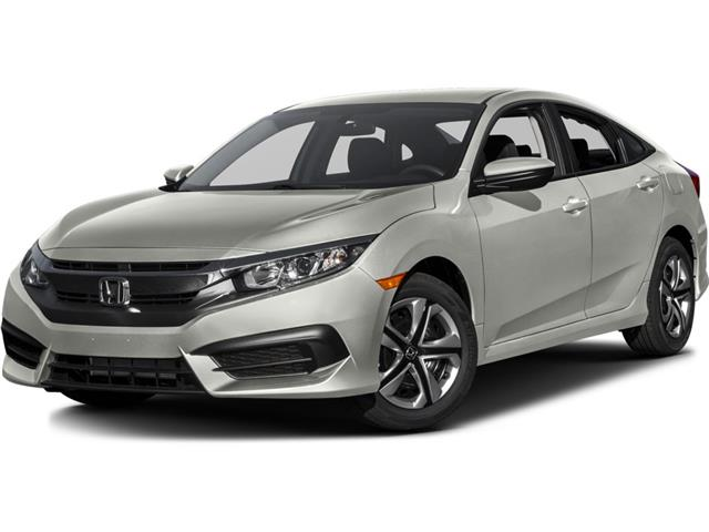 2016 Honda Civic LX (Stk: U6715) in Welland - Image 1 of 1