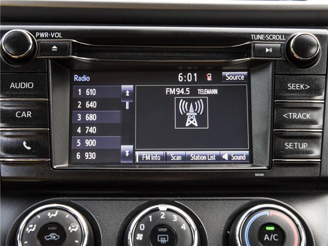 2017 Toyota RAV4 LE (Stk: P3549) in Welland - Image 18 of 23