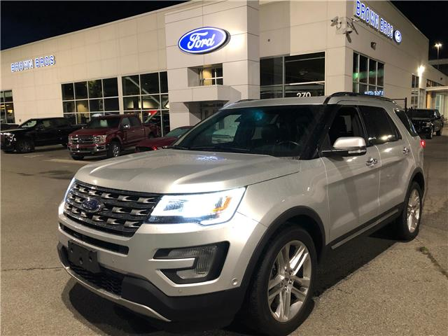 2017 Ford Explorer Limited 1FM5K8F82HGB73190 OP19318 in Vancouver