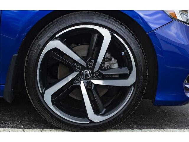 2018 Honda Accord Sport (Stk: T5266A) in Niagara Falls - Image 8 of 23