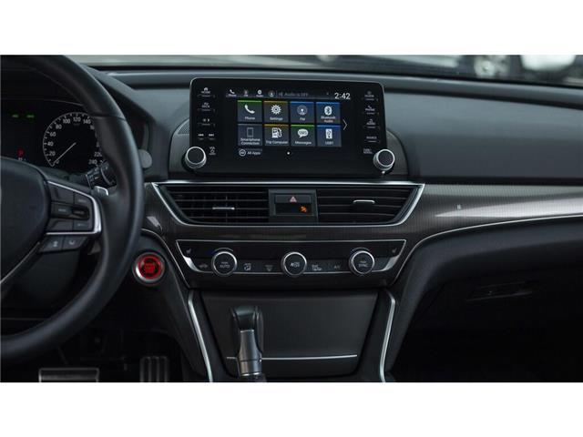 2018 Honda Accord Sport (Stk: T5266A) in Niagara Falls - Image 13 of 23