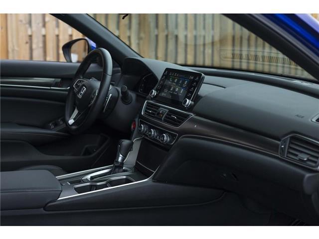 2018 Honda Accord Sport (Stk: T5266A) in Niagara Falls - Image 14 of 23