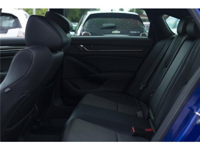 2018 Honda Accord Sport (Stk: T5266A) in Niagara Falls - Image 21 of 23