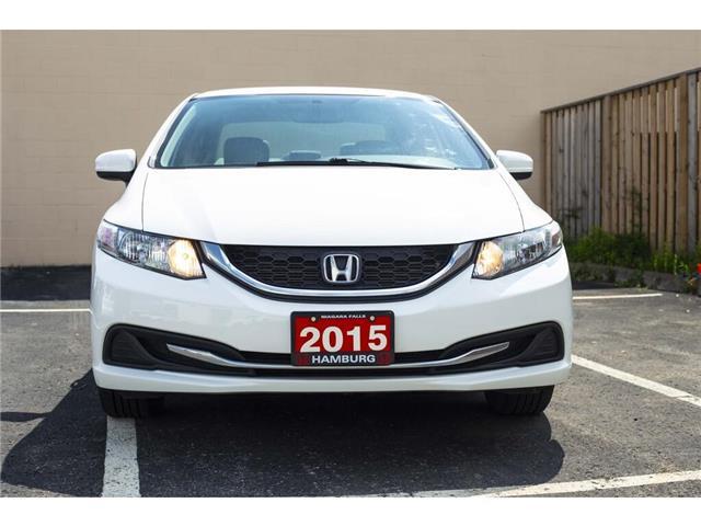 2015 Honda Civic LX (Stk: T5320) in Niagara Falls - Image 2 of 20