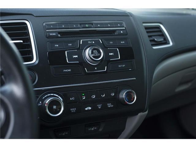 2015 Honda Civic LX (Stk: T5320) in Niagara Falls - Image 13 of 20