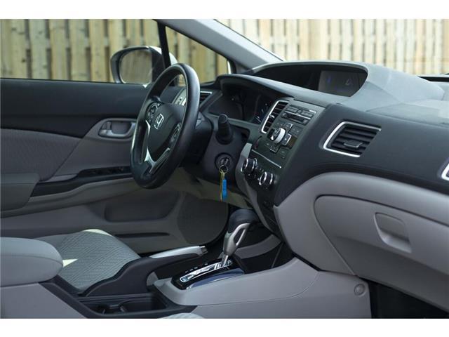 2015 Honda Civic LX (Stk: T5320) in Niagara Falls - Image 14 of 20