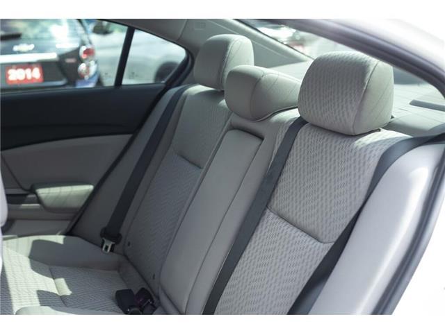 2015 Honda Civic LX (Stk: T5320) in Niagara Falls - Image 16 of 20