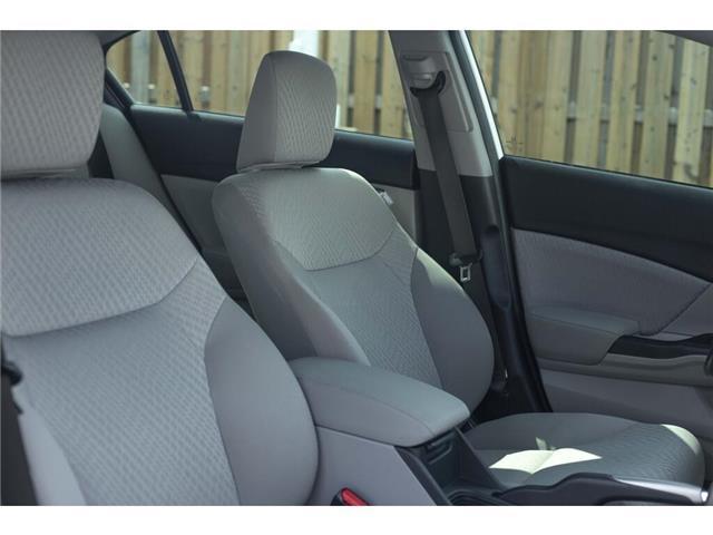 2015 Honda Civic LX (Stk: T5320) in Niagara Falls - Image 17 of 20