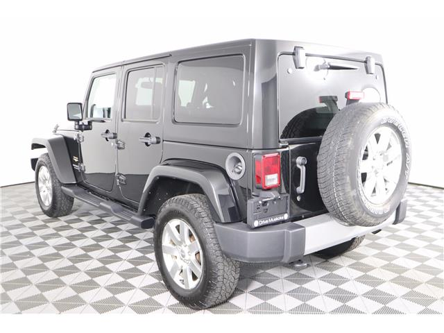 2013 Jeep Wrangler Unlimited Sahara (Stk: 19-428A) in Huntsville - Image 5 of 29