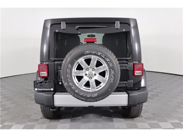 2013 Jeep Wrangler Unlimited Sahara (Stk: 19-428A) in Huntsville - Image 6 of 29