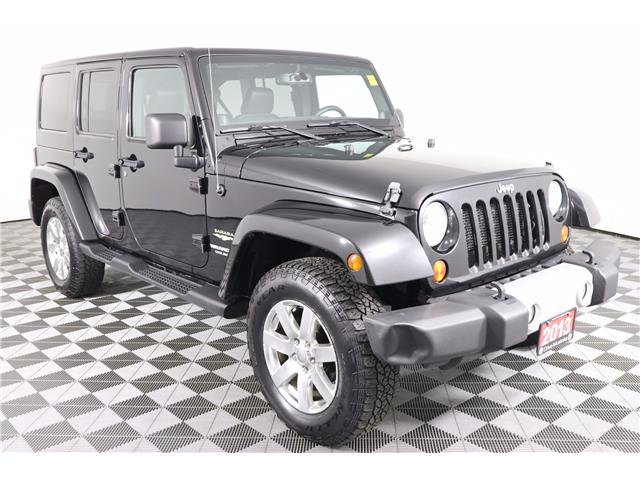2013 Jeep Wrangler Unlimited Sahara (Stk: 19-428A) in Huntsville - Image 1 of 29